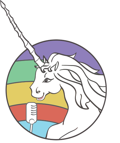 Voice-over Unicorn